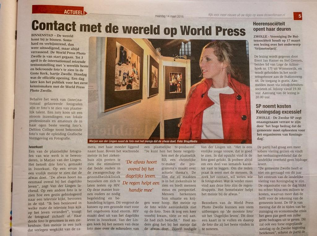 Marjan Afrika Publicatie World Press