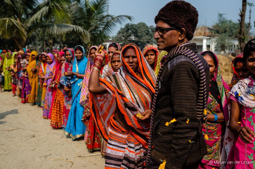 Een Bloemetje Uit India Marjan Van Der Lingen Fotografie