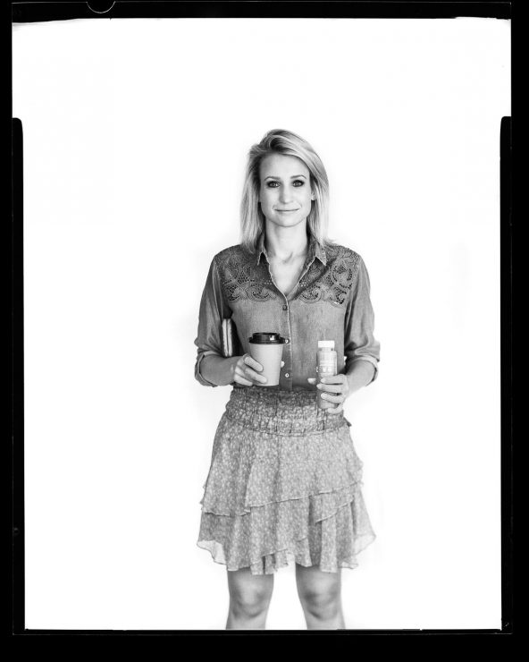 Dionne Stax portret