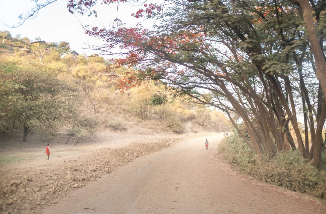 Kindmigratie in Ethiopië